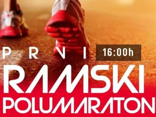 1. Ramski polumaraton: Organizira se i dječja utrka