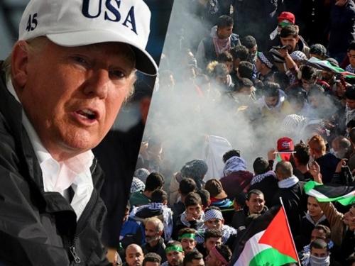 """Bijela kuća objavila da je Trump """"pozvao na smirenost"""" nakon odluke o Jeruzalemu"""