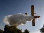Hrvatski kanaderi nastavljaju gasiti požar kod Tomislavgrada