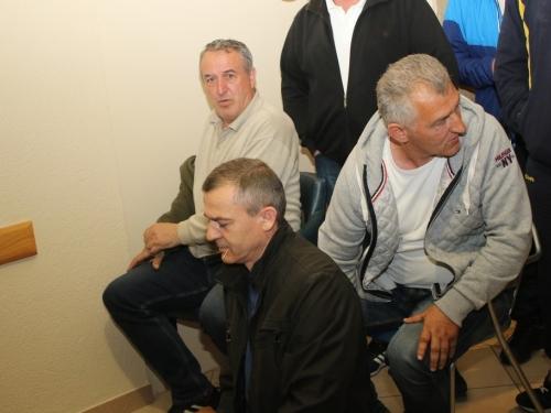 FOTO: U Rumbocima Baketarići nadigrali prvake u Prstenu