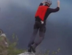Mladić preživio pad s čak 300 metara visine!