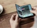 Samsung predstavlja pametni telefon s preklopnim zaslonom