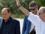 Putin i Berlusconi naljutili Ukrajinu: Popili najstarije vino na Krimu