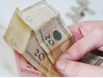 Prosječna neto plaća u studenom 868 KM