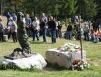 FOTO: Misa za poginule duvandžije na Vran planini