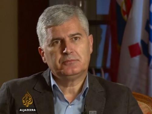 Čović za Al Jazeeru: Formiranje vlasti do Nove godine