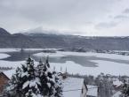 Temperatura se spustila do -22: U Bosni snijeg, u Hercegovini olujni udari vjetra