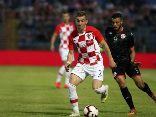 Hrvatska poražena od Tunisa