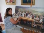 Anica Gašpar: 'Ramsko porijeklo utkala sam u svoje radove'
