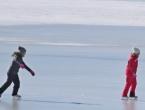 Atrakcija: Zaleđeno Blidinjsko jezero kao prirodno klizalište