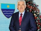 Božićna i novogodišnja čestitka predsjednika Vlade HNŽ Nevenka Hercega