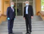 Čović posjetio krizni Stožer civilne zaštite HNŽ-a: Ključna je pomoć gospodarstvu