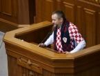 Ukrajinski parlament podržao Vatrene: 'Slava Ukrajini! Slava Hrvatskoj!'