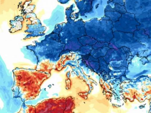 Stiže nam polarni val i drastično zahlađenje uz oluje