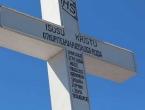 Međugorje: Obljetnica izgradnje križa na Križevcu