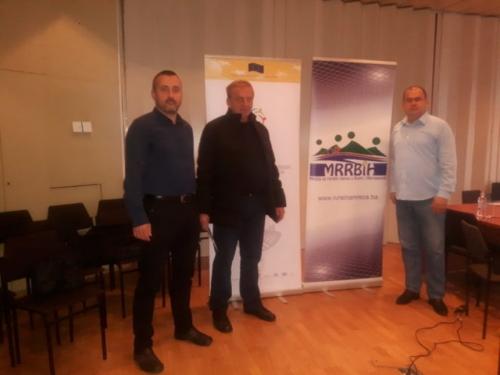 U Prozoru predstavljena Mreža za ruralni razvoj u BiH