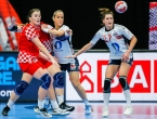 Hrvatice izgubile od favoritknja Eura: Odluka o polufinalu protiv Njemačka