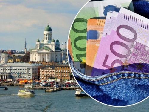 Finska svojim građanima svaki mjesec poklanja 560 eura