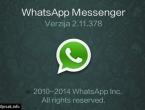 Facebook može kupiti WhatsApp