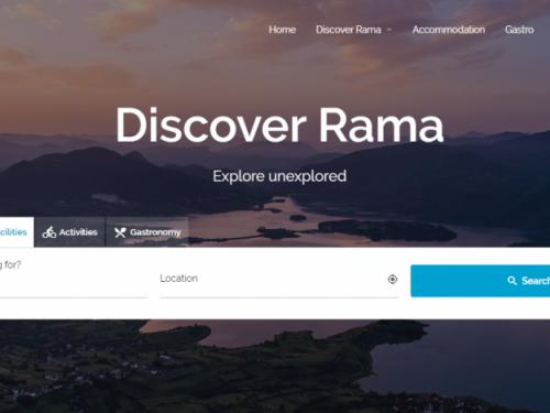 Rama će uskoro dobiti službenu turističku internet stranicu