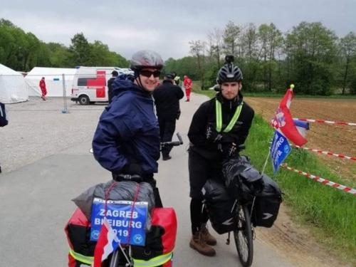 Ramac Darijo Juričević izdaje knjigu o putovanju u Bleiburg