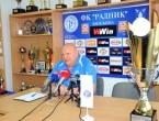 Slavko Petrović napustio Radnik nakon prijetnji smrću
