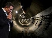 Kreće gradnja tunela kojim će se od New Yorka do Washingtona putovati pola sata