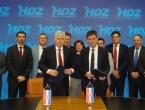 Čović i Cvitanović potpisali sporazum o suradnji