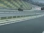VIDEO| Na autocesti kod Sarajeva vozio u suprotnom smjeru i izbjegavao vozila