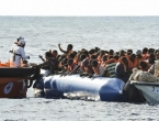 Tijekom vikenda na moru spašeno najmanje 480 migranata