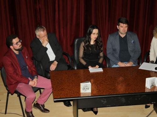 FOTO: U Prozoru predstavljena knjiga ''Ganga - s izvora glas''