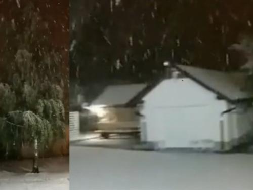 Moj Kupresu, moj Kupresu, sav u snijegu bijelom...