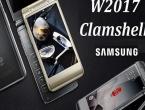 Samsungova nova perjanica je W 2017, telefon na prijeklop