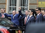 Erdogan stigao u zgradu Predsjedništva BiH