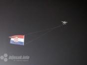 Mostar: Dron sa zastavom Herceg-Bosne letio nad stadionom za vrijeme utakmice