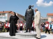 Tomislavgrad dobio spomenik Tuđmanu