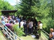 FOTO: Jubilarno 20. hodočašće na grob svećenika mučenika fra Stjepana Barišića