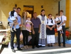 FOTO: Mlada misa fra Stjepana Pavličevića