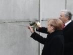 Rušenje Berlinskog zida trijumf je ljudskog duha