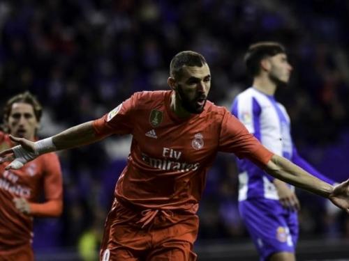 Real na teškom gostovanju svladao Espanyol 4:2