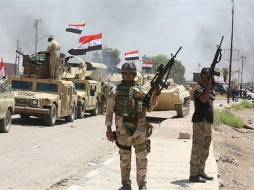 Iračke snage ušle u središte Faludže