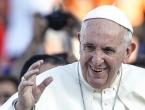 Papa počinje posjet baltičkim zemljama