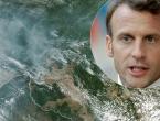"""Macron o požaru u Amazoniji: """"Naša kuća je u plamenu, ovo je međunarodna kriza"""""""