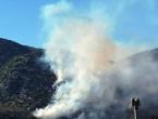 Novi požar iznad Trebinja, jak vjetar otežava posao vatrogascima