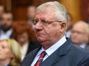 Izricanje drugostupanjske presude Vojislavu Šešelju