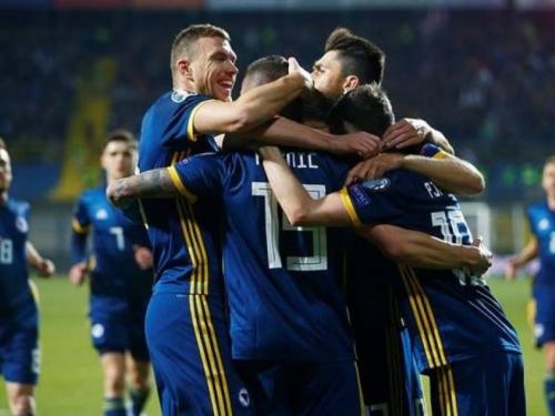 Pobjeda reprezentacije BiH na startu kvalifikacija