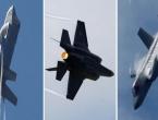 Najskuplji borbeni avion na svijetu F35 opravdao očekivanja