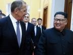 Kim Jong-Un sa Lavrovom: Želja za denuklearizacijom je i dalje ista