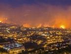 Požar u Portugalu bjesni dok temperature rastu