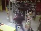 VIDEO Pljačka u Mostaru